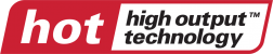 Logo: HOT - High Output Technology