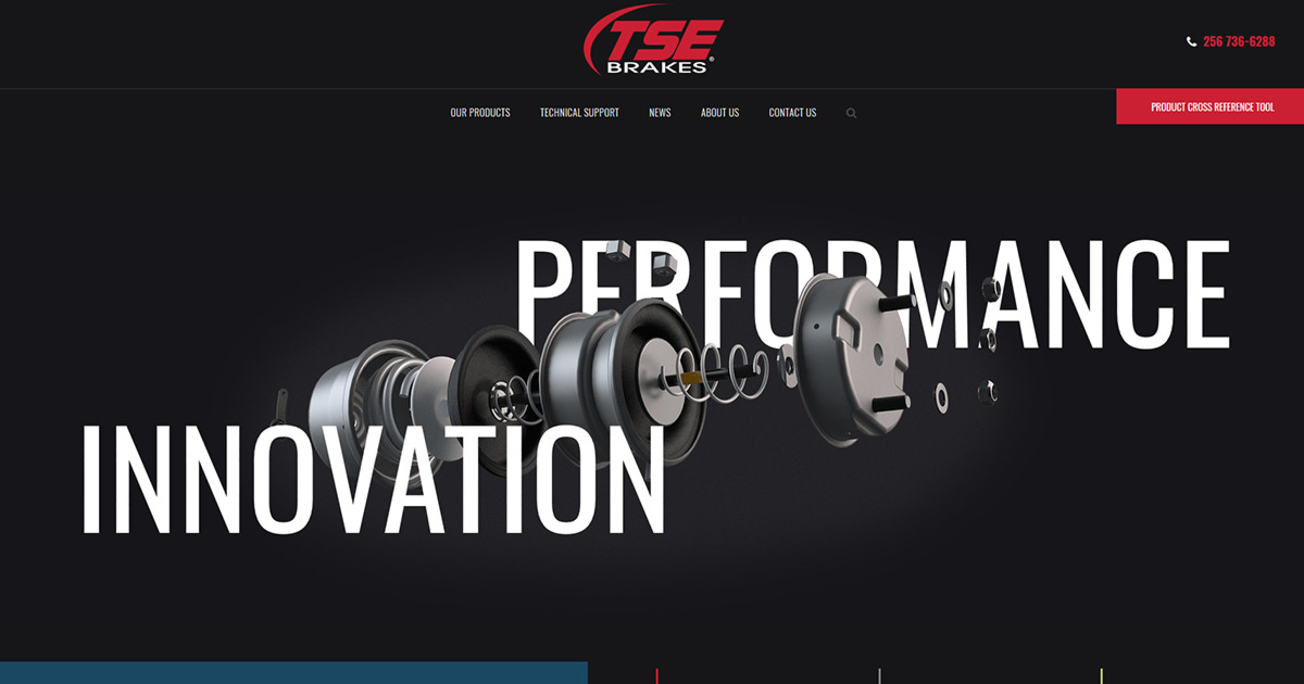 Producer and Supplier of Premium Quality Brakeactuators - TSE Brakes